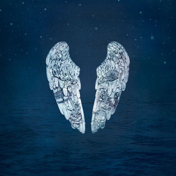 coldplay ghoststories