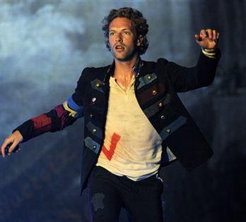 Nejlepší koncertní kapela na světě? Coldplay!