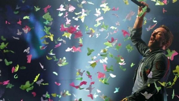 Coldplay málem přišli na mizinu kvůli náramkům pro fanoušky