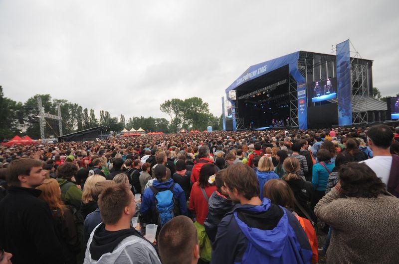 LIVE: Pátek na Colours Of Ostrava ovládl Bobby McFerrin