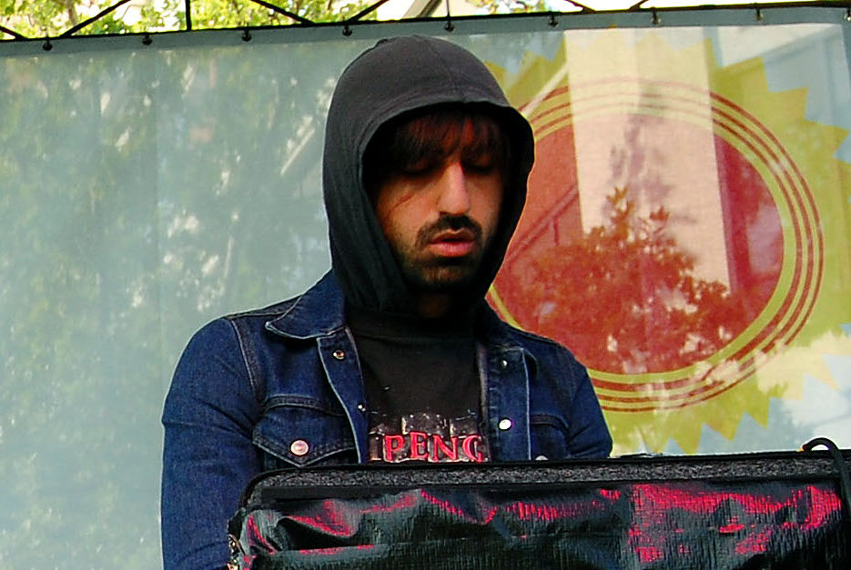 Ethan Kath Popped Music Festival