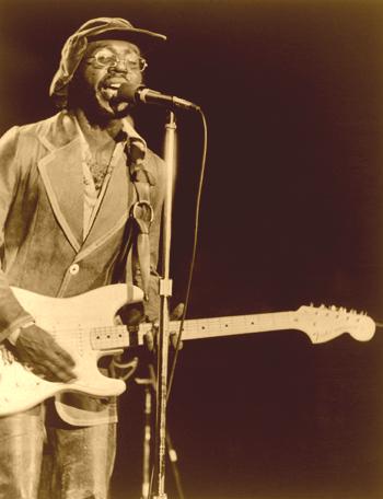 SMRT SI ŘÍKÁ ROCK'N'ROLL: Curtis Mayfield (167.)