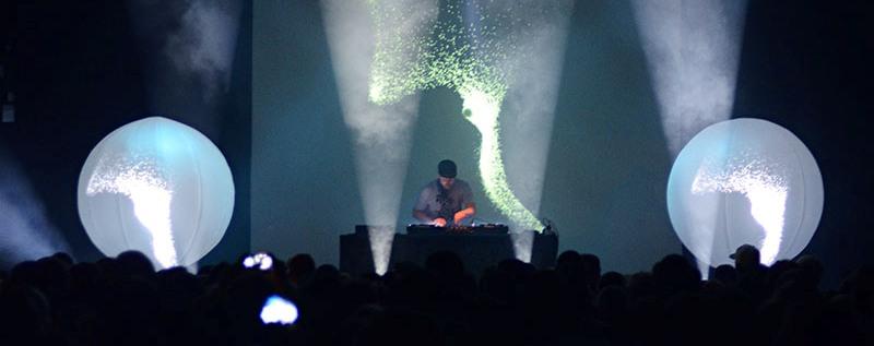 LIVE: DJ Shadow předsedal klubu náročného posluchače