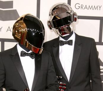 Grammy 2014 ovládli Daft Punk. Radují se i Dave Grohl a Lorde