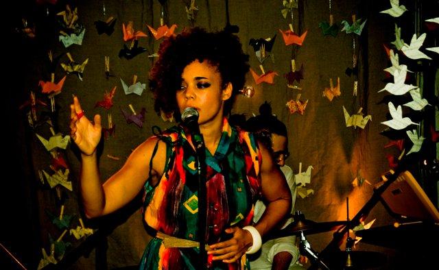 Andreya Triana v Praze zazpívá i hity Bonobo