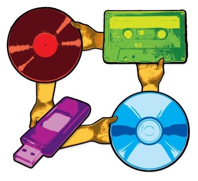 Nevyhazujte staré vinyly ani CD! Vyměňte je za jiné na Audiomartu