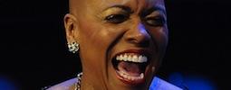 Dee Dee Bridgewater zachránila jazzový festival Struny podzimu