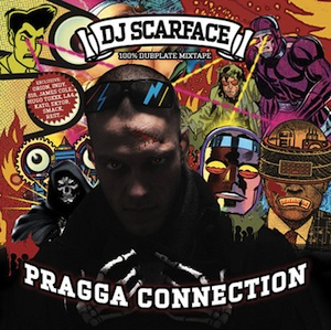 Pragga Connection: Vladimír 518, Kato a James Cole na jednom mixtape