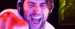 Sebastian Ingrosso ze Swedish House Mafia na Mácháči 2011
