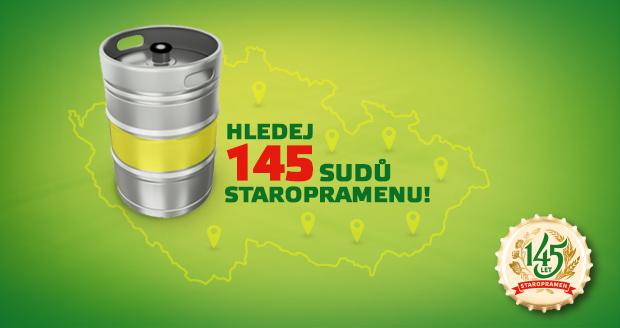 Sudy piva Staropramen hledá celá republika! Nyní s Rock for People