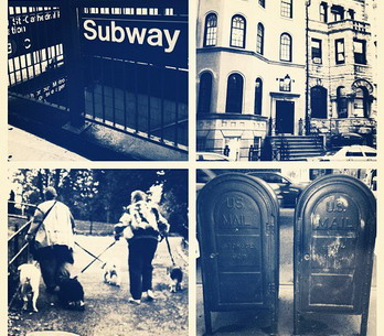 ROCKBLOG - Dannie: Do New Yorku za inspirací