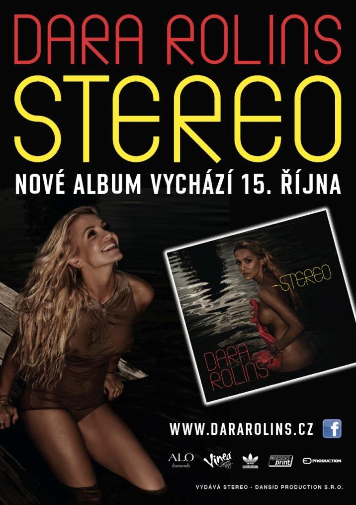 Dara Rolins má nový remix a přidává druhý koncert v Bratislavě