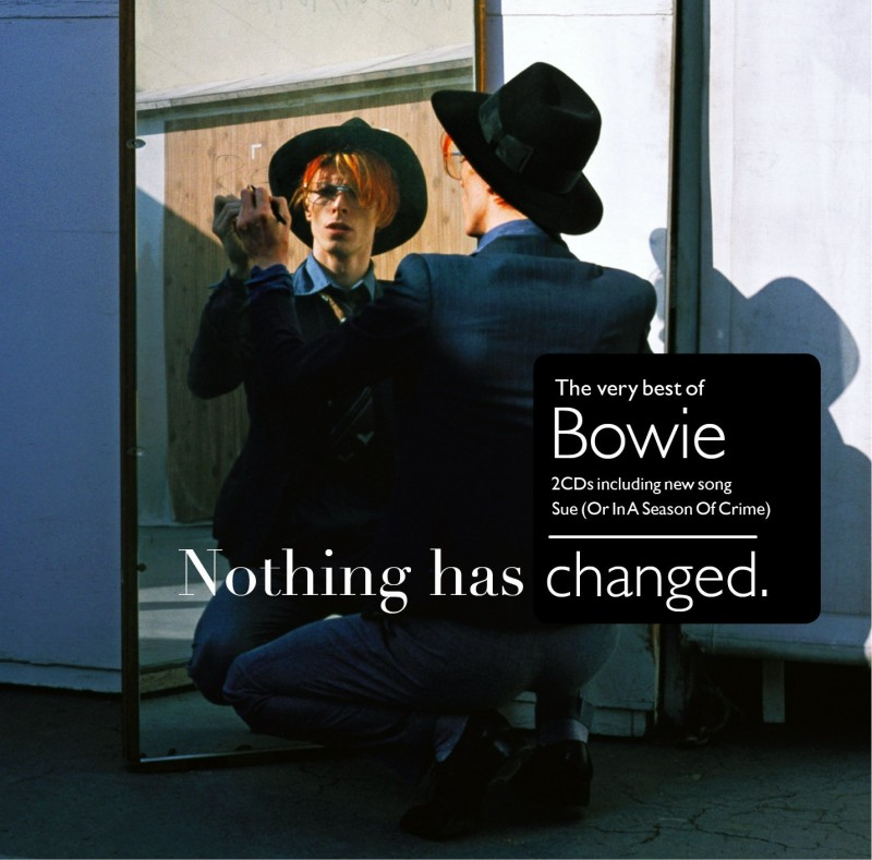 David Bowie Nothing Has Changed The Best Of David Bowie