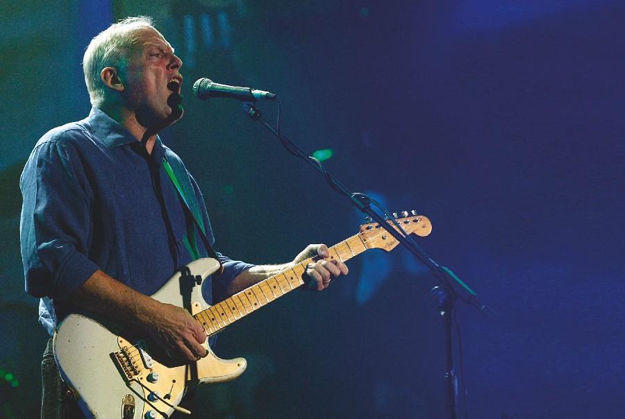 AUDIO: David Gilmour se raduje z dneška