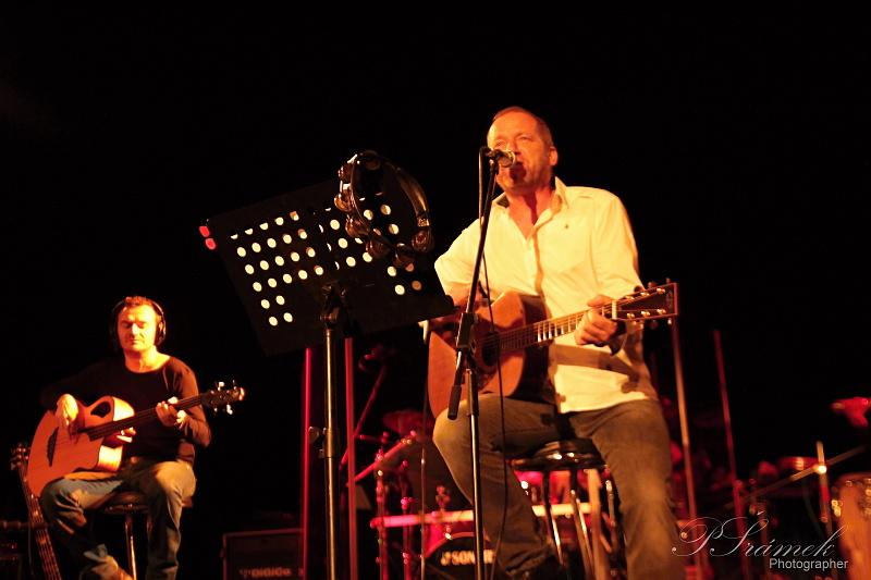 David Koller vyprodal dva pražské koncerty, přidává třetí