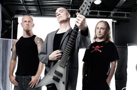 Devin Townsend aneb heavy rockové monstrum