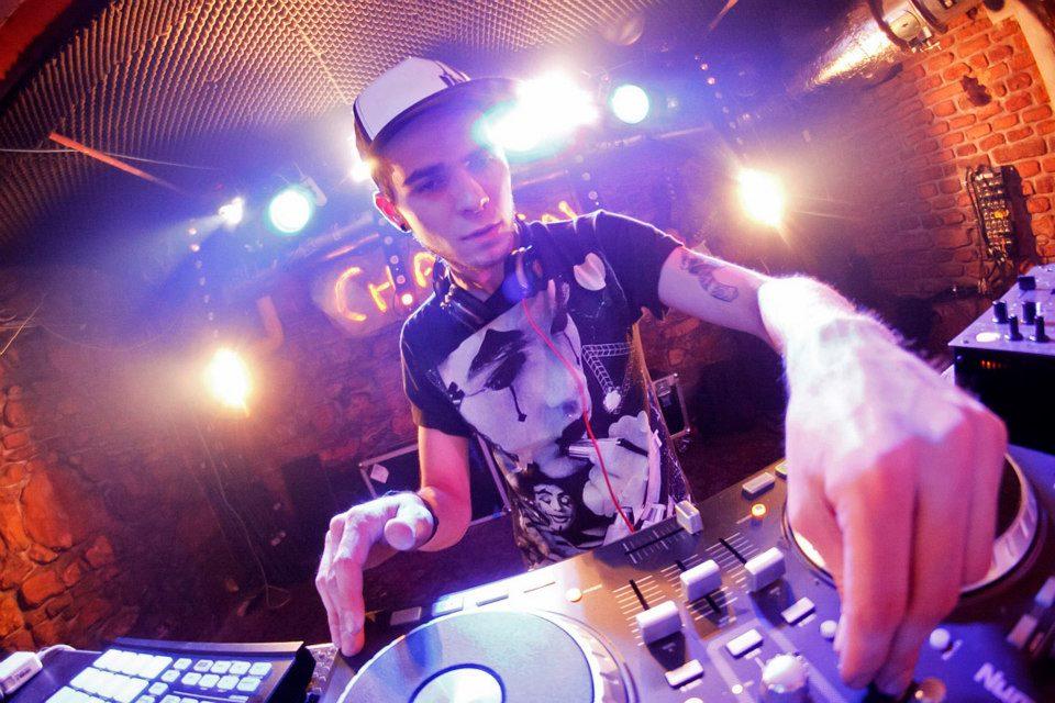 Rock DJ (7.): Dead Sailor alias Matyáš z Mandrage
