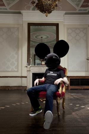 Zpěvák My Chemical Romance se spojil s Deadmau5