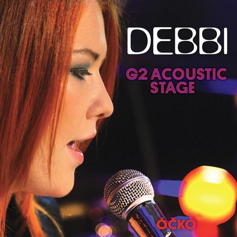 RECENZE: Akustika Debbi sluší. Vyzrála a hudebně vyrostla