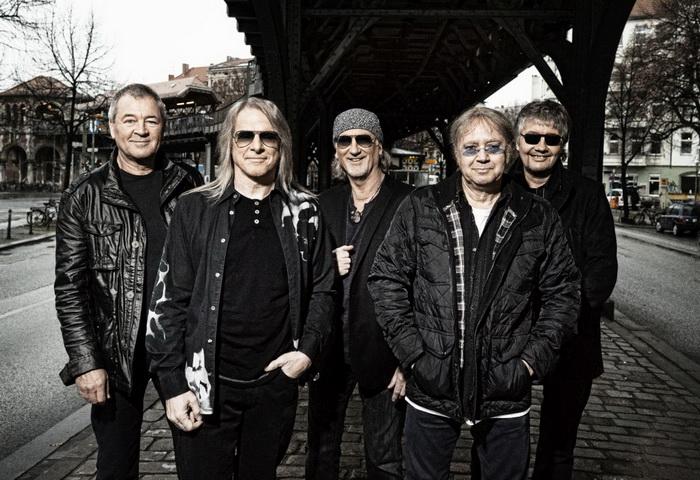 Deep Purple mají stále slinu. Příští rok navštíví Plzeň a Ostravu