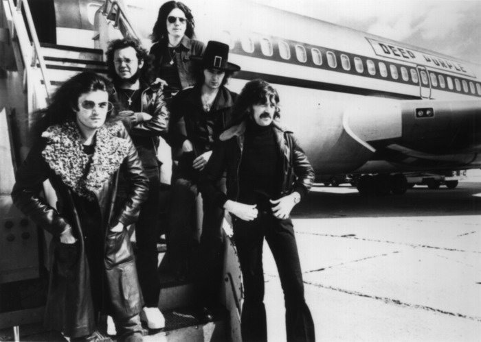 deep purple early 70s