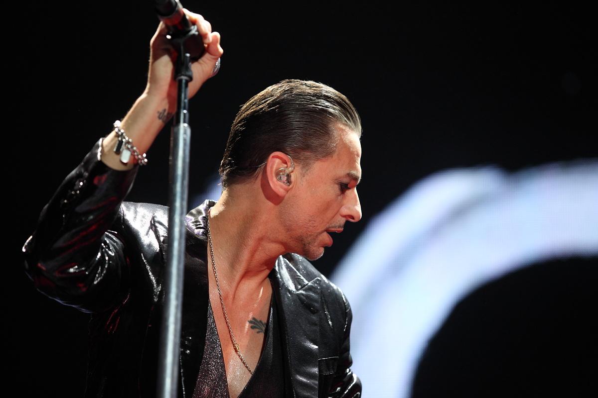 LIVE: Černá oslava s Depeche Mode i podeváté na výbornou