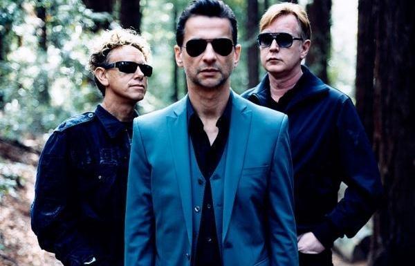Depeche Mode znovu v Česku: v únoru okusí O2 Arenu
