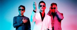 VIDEO: Depeche Mode na nebeské jízdě