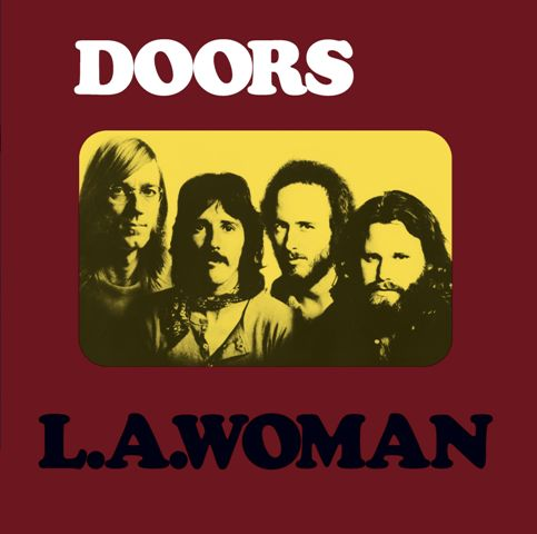 doors l.a. woman packshot press