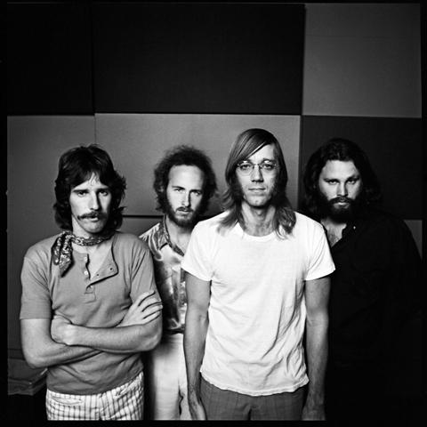 the doors press photo credit wendell hamick