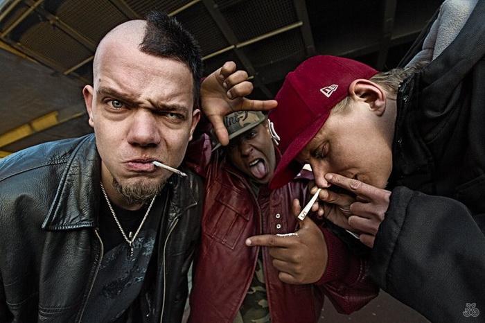 Dope D.O.D., někdejší support Korn a Limp Bizkit, se vracejí do Prahy