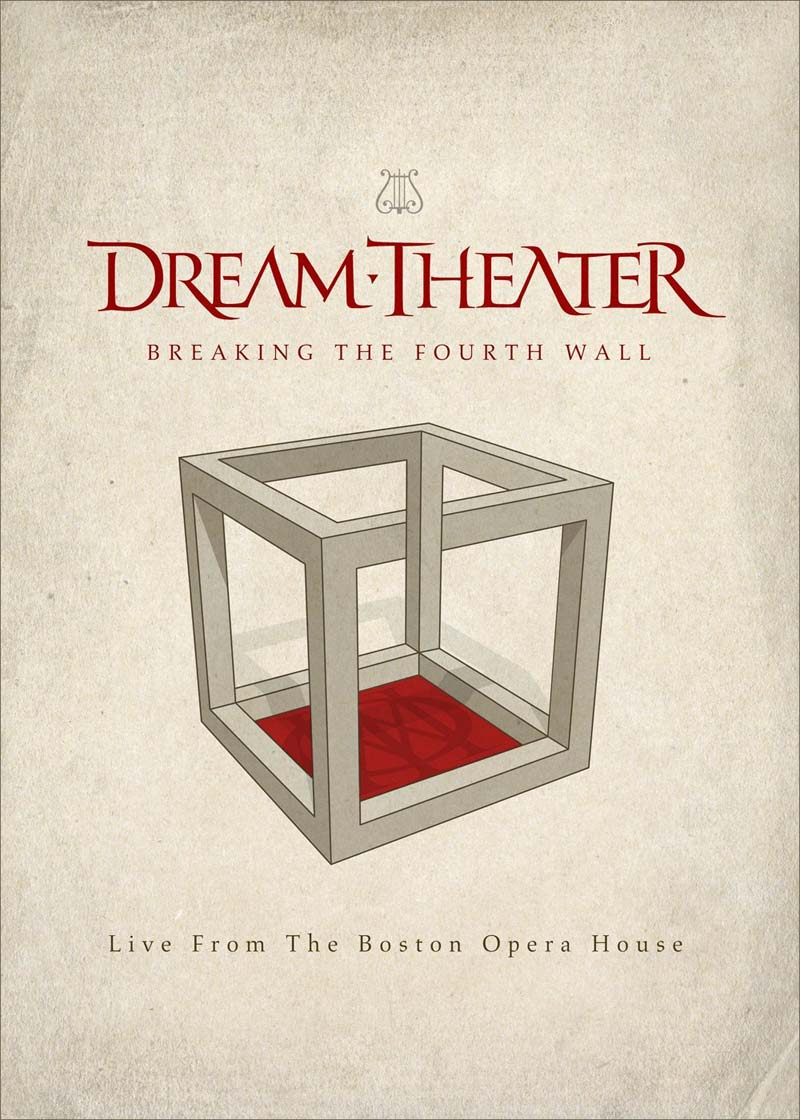 Dream Theater Breaking The Fourth Wall COV