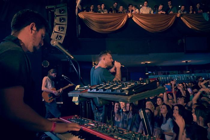 LIVE: Dub FX v Praze opět čaroval