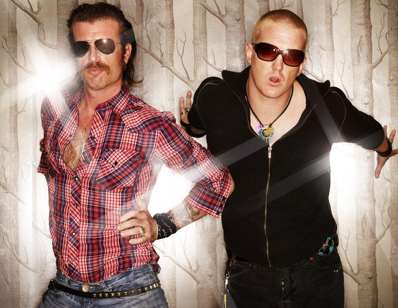 Eagles of Death Metal přivezou nové album i do Prahy