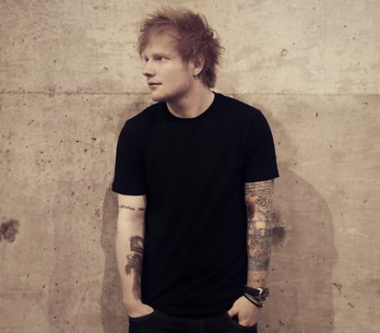 Ed Sheeran 2 TOP