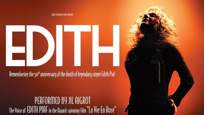 Édith Piaf znovu ožije. Edith The Show připomene 50 let od jejího úmrtí