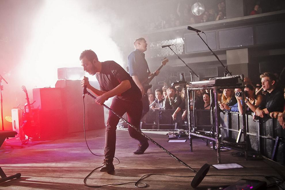 Editors: na podzim nové album, v prosinci naživo v Praze