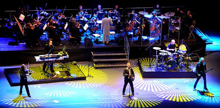 Electric Light Orchestra míří do Prahy i se symfonickým orchestrem