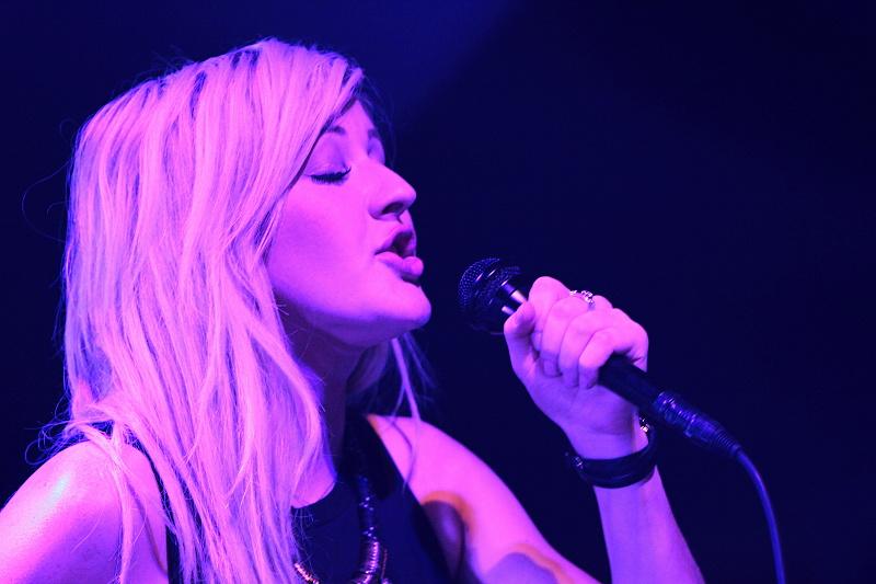 Ellie Goulding představí své Delirium v Praze, troufne si na O2 arenu