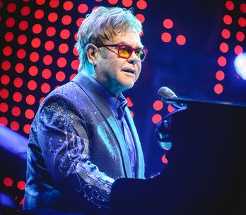 LIVE: Elton John v Praze kraloval celé tři hodiny