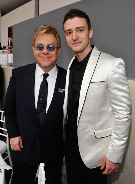Elton John chce točit biografii, hrát by ho měl Justin Timberlake