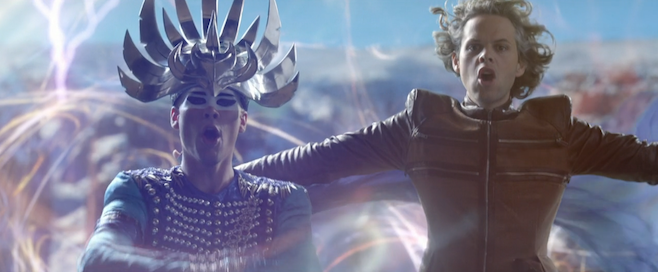 VIDEO: Co nezvládne slunce, dokáží Empire of the Sun