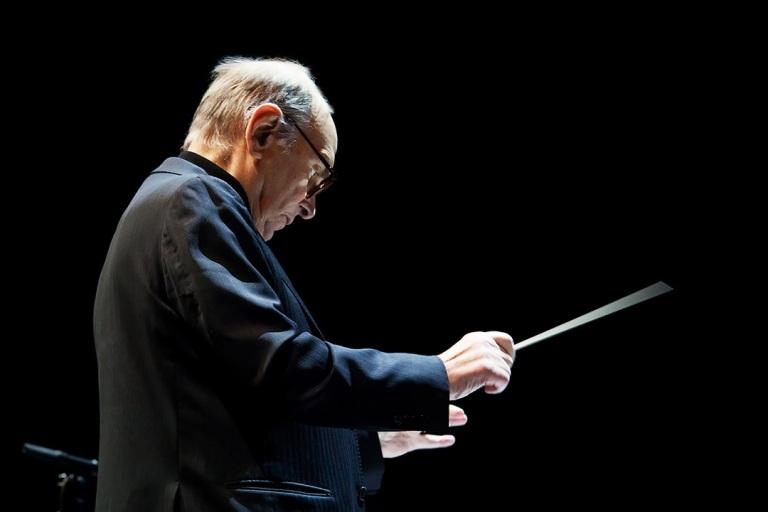 Pan skladatel Ennio Morricone se vrací do Prahy. Naposledy