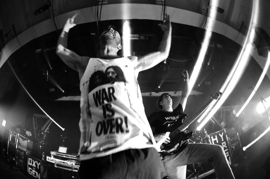 AUDIO: Enter Shikari - méně hardcoru, více tance. A v lednu v Praze