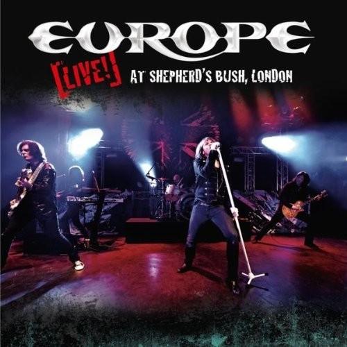 RECENZE: Europe se připomínají nahrávkou z londýnského klubu