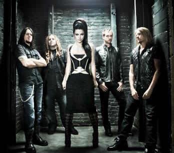 Na koncert v Praze se moc těším, říká Amy Lee z Evanescence