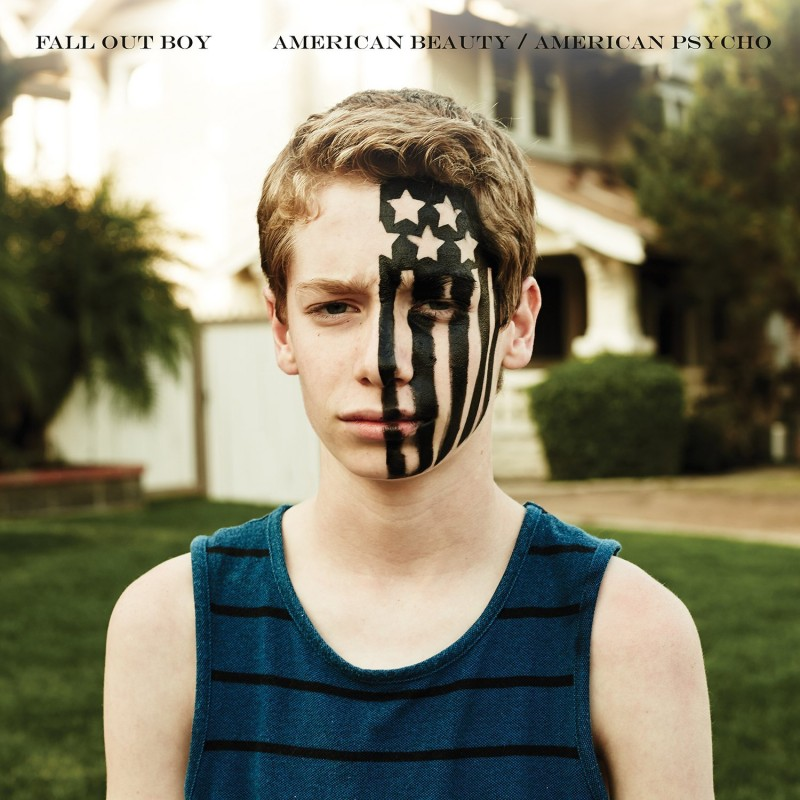 Fall Out Boy  American Beauty-American Psycho