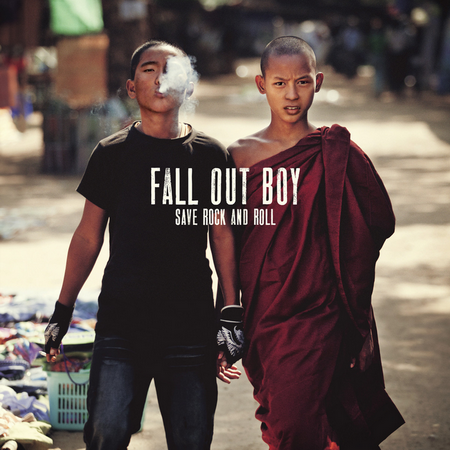 RECENZE: Fall Out Boy rock and roll nespasí