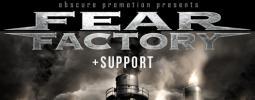 Fear Factory zahrají v Ostravě a v Bratislavě