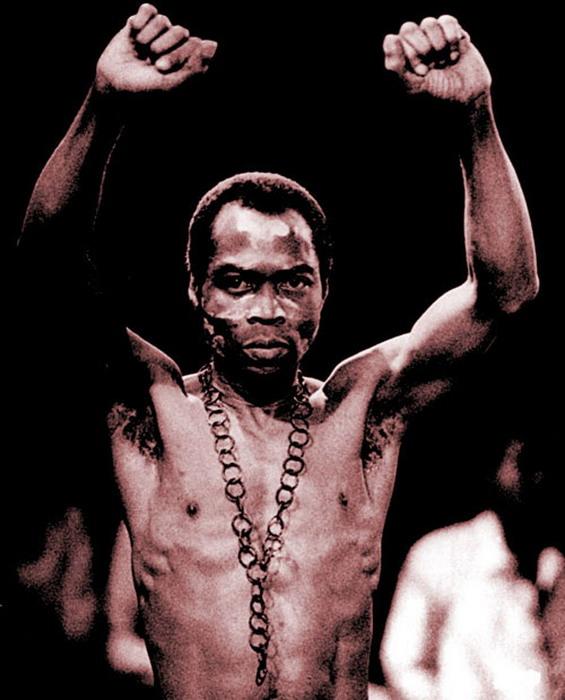 SMRT SI ŘÍKÁ ROCK'N'ROLL: Fela Kuti (98.)